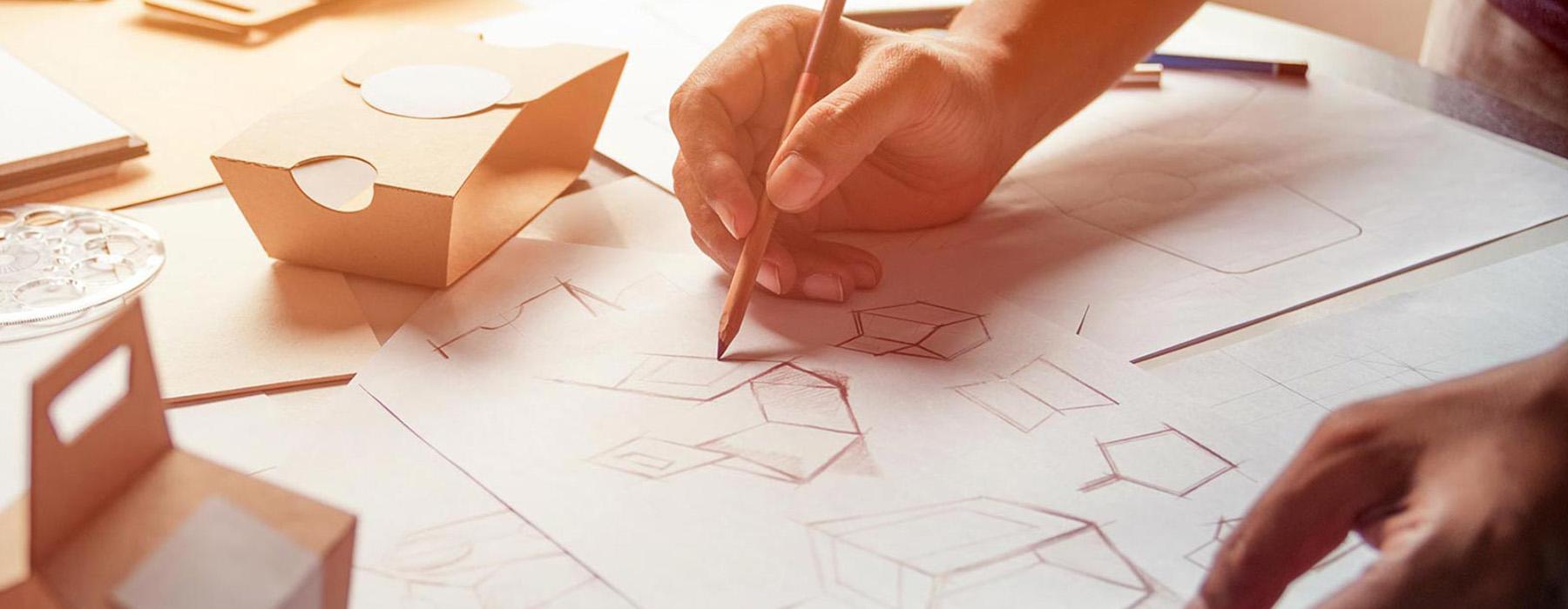 デザインパートナーのパッケージデザイン